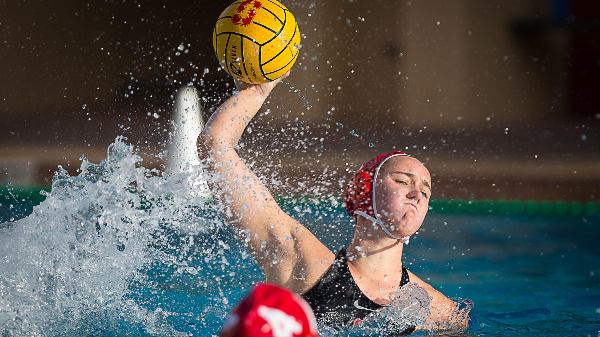 Perfect 10 - Stanford Women's Water Polo 2018-02-25 04:25
