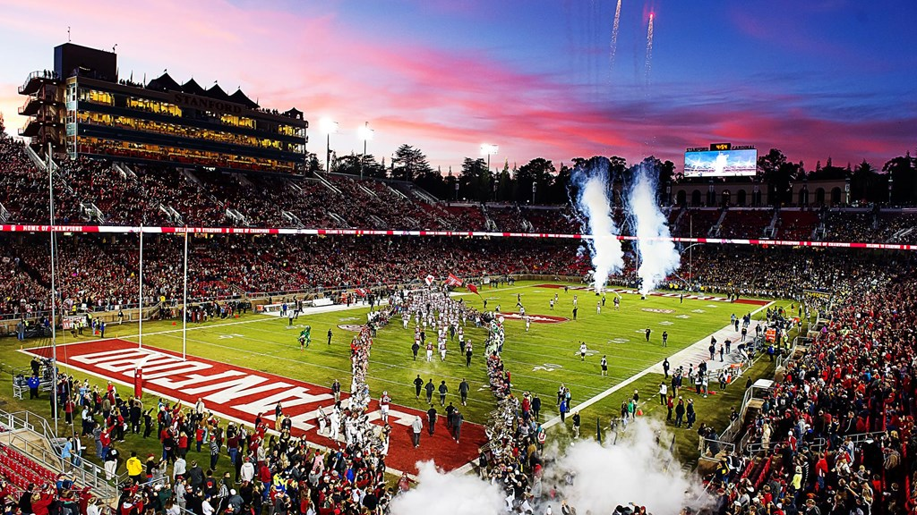 Football Promotions - Stanford University Athletics