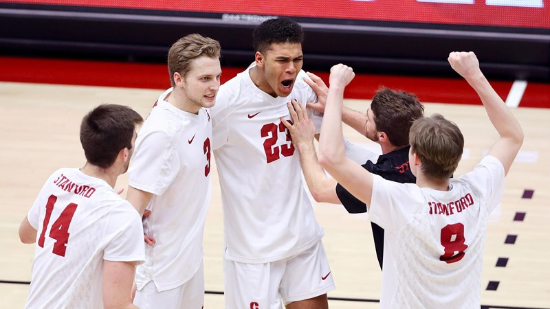 Card Soars Past Eagles - Stanford University Athletics