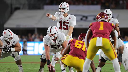 There He Goes Again - Stanford University Athletics